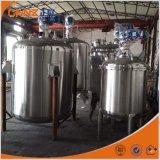 200-5000L tanque de mistura químico, misturador industrial do tanque