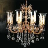 Lámpara cristalina de 2010 europeos (PX0248/8)