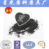 磨く黒い炭化ケイ素粒状の98%