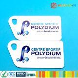 PVC 수동적인 안전 ID 충절 RFID NFC NTAG213 꼬리표