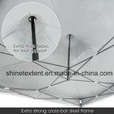 tente extérieure imperméable à l'eau en acier de 10*10FT/la publicité de l'épreuve pliable se pliante de vent de Gazebo de tente