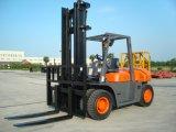 Boa qualidade chinesa Forklift Diesel de 7 toneladas com o Forklift econômico do motor chinês