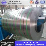 Hoja de acero galvanizado recubierto de zinc de las bobinas de Gi SGCC Hoja