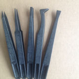 Plastikpinzettecleanroom-leitende Pinzette