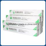 Alta calidad de impresión de medios de comunicación blanco autoadhesivo vinilo PVC Car Sticker