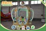 Kid Ride Mini Royal Crown Carrusel de la máquina de diversión con 6 asientos