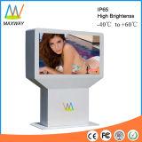 55 pouces Lecteur de publicité extérieur lisible 2000 Lits pour écran LCD (MW-551OT)