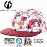 Los sombreros de encargo 2017 del Snapback del campista de la divisa del bordado de Hip Hop venden al por mayor los casquillos