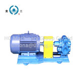 KCB200 바다 사용된 기어 기름 펌프 이동 펌프