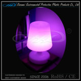 Цветы качества PE превосходные изменили управляемый батареей светильник стола СИД