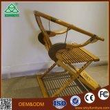 木デザインの快適な読書標準的な椅子