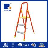 Оранжевая окраска алюминиевых лестницы