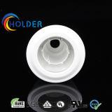 PAR-20 LED 방열기에 의하여 금속을 입힌 플라스틱은 Rerainer 반지로 Aluminum Insert에 의해 덮는다