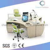 Sitio de trabajo moderno del escritorio de oficina de los muebles