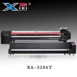 Xuli 3,2 m de anchura con 4 PC Epson 5113 Bandera del cabezal de impresión la impresora de sublimación