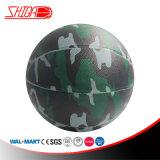 تمويه لون رسميّة حجم [سبورتس] مطاط كرة
