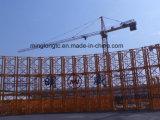 60mの10t新しいタワークレーン、構築装置