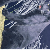 пантера Pigment&Disperse лунного света 100%Polyester напечатала ткань для комплекта постельных принадлежностей