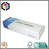 Caixa de empacotamento longa super do papel ondulado do tamanho da cópia de cor