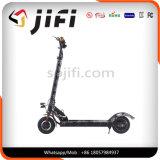 Scooter électrique de coup-de-pied plié par constructeur de 2017 ventes en gros, scooter électrique