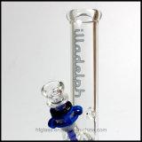 """Hfy Glass Hot Sales Illadelph 10 """"Tuyaux d'eau à fumer Tubes droites Tube Hookahs 14.4mm Joint"""
