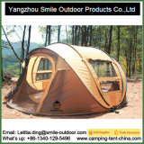 Double Layer VIP Professional Camping Sleeping Ez Twist Folding Tent
