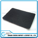 Hersteller-Wasserbehandlung-Polyester-Faser-betätigtes Kohlenstoff-Filter-Ineinander greifen