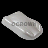 Pearlescent効果車のペンキの顔料の銀色の白い真珠Pigmetns