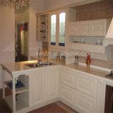 Haute qualité des armoires de cuisine moderne en bois massif