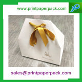 아름다운 결혼식 사탕은 리본을%s 가진 감미로운 상자 호의 상자 선물 상자 결혼 선물 호의를 상자에 넣는다