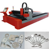 Fiber Metal Plate Precision Cutting Industry Laser Cutter for Sale