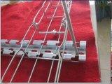 Chemin de câbles soudé de treillis métallique