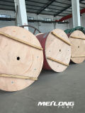 Aislante de tubo capilar de la cadena del martillo de la aleación de níquel N08825