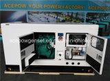 звукоизоляционный тепловозный генератор 40kw приведенный в действие Xichai Двигателем