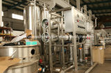 Fase de alimentar o equipamento de tratamento de água com alta qualidade