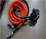 Montaje de cables de alimentación de alto voltaje para coche EV