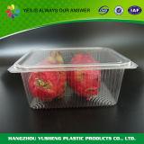 처분할 수 있는 과일 조가비, 조가비 음식 상자