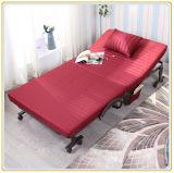 Neues Metallfaltendes Bett-preiswertes Metallfaltbares Bett (190*120CM)