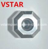 Peça de aço inoxidável de usinagem CNC para acessórios de equipamento