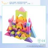 Ladrillos baratos del juguete de EVA para los cabritos, seguridad y juguete sano de la educación de los cabritos