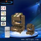 Magic DOT LED Mini 60W Beam Moving Head RGBW DMX DJ Equipment LED Moving Head Stage Lighting