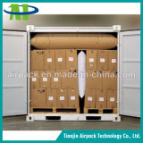 Mehrfachverwendbarer Brown-Papierbehälter-Kissen-Luft-Stauholz-Hochdruckbeutel