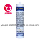 Dichtingsproduct van het Silicone van de Muur van het glas en van de Steen het Zelfklevende (rd-995)
