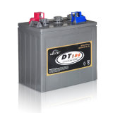 6V батарея глубокого цикла перезаряжаемые VRLA для батареи тележки гольфа