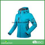 도매 옥외 겨울 재킷에 Softshell 방수 재킷