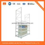 L2200*W600*H3000mm 4 acoda 500 kilogramos por los estantes del almacenaje de la capa