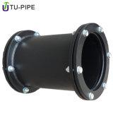 大口径の管クランプ高圧鋼鉄パイプラインの台紙クランプ