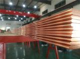 전기 내각, 모터 연결관 및 변압기를 위한 구리 공통로 3.15*8mm