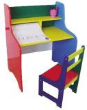 Tableau et chaises de meubles d'enfants réglés (EB-TJ719A)