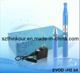 2013 Bunte E-Zigarette GT Evod+H2 Kit H2 Evod